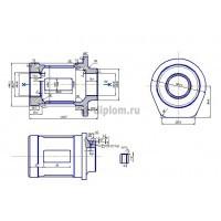 Изготовление детали Стакан МВ 4127-33-105