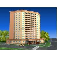 14-этажный жилой дом со встроено-пристроенными помещениями в г.Иваново