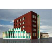 Инжиниринг инвестиционного проекта строительства бизнес-центра в г.Челябинск