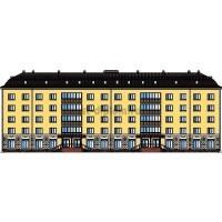 Реконструкция и надстройка 4-этажного общежития в г.Астрахань