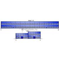 Механосборочный цех машиностроительного завода в г.Барнауле