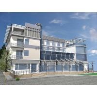4-х этажная гостиница с рестораном и бассейном в г. Краснодар