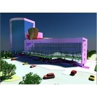 Административно-торговый комплекс в г. Москва