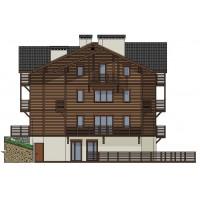 Организация строительства 3-эт деревянного жилого дома в г.Хиврости