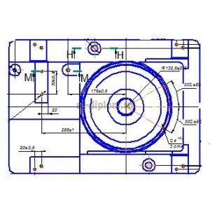 Технология изготовления корпуса тестоокруглительной машины