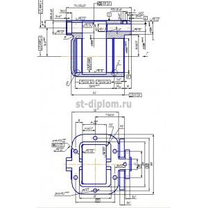 Проектирование механического участка по изготовлению детали «Картер»