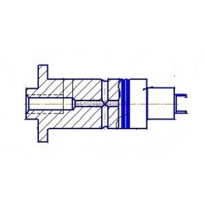 Обработка шпинделя и сборка узла резцового