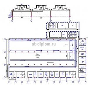 Цех по производству штамповой оснастки для изготовления стеклопосуды