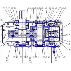 Повышение эффективности изготовления деталей редуктора РРЗШ
