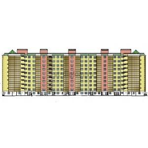 10-этажный жилой дом в г.Челябинск