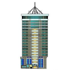 17-этажный жилой дом с подземной автостоянкой в г.Ростов-на-Дону