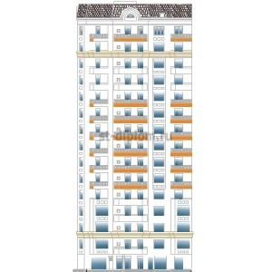 15-этажный монолитно-каркасный жилой дом в г.Краснодар