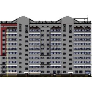 10-этажный жилой дом в г.Йошкар-Ола