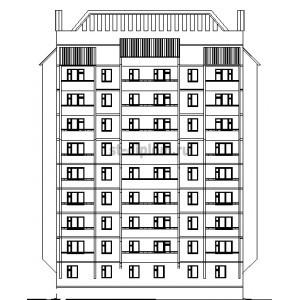 9-этажный монолитно-каркасный жилой дом в г.Ростов-на-Дону