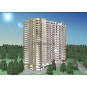 24-этажный жилой дом в г.Ростов-на-Дону