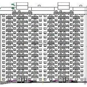 Реализация инвестиционного проекта поточного строительства группы многоэтажных жилых домов  в г. Бердске