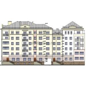 28-ми квартирный кирпичный жилой дом в г. Вологде