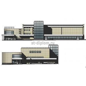 Управление объектом недвижимости на примере торгового центра Юность в г.Барнаул