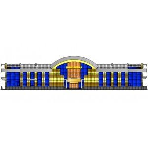 Разработка бизнес-плана строительства железнодорожного вокзала в г.Вихоревка