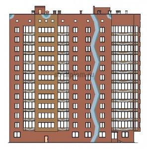 Анализ эффективного использования земельного участка под постройку многоквартирного жилого дома переменной этажности в г.Пенза
