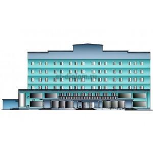 Экспертиза  и управление недвижимостью на примере 6-этажного торгово-офисного комплекса в г.Белгород