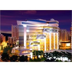 Экспертиза и управление недвижимостью на примере 13-этажного жилого дома со встроенными помещениями и подземной стоянкой в г.Геленджик