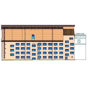 Реконструкция филиала Белгородского университета потребительской кооперации в г.Курск