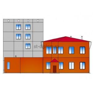 Управление объектом недвижимости на примере 2-этажного спортзала в г.Абакан