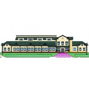 Управление проектом строительства средней школы на 90 учащихся в пгт.Ува