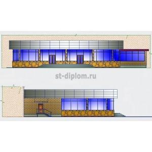 Управление территорией главного корпуса ХТИ филиала СФУ в респ. Хакасия