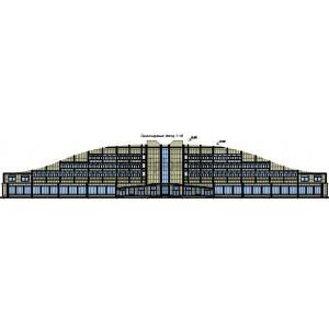 Управление процессом реконструкции гостинично-торгового комплекса с целью повышения его доходности в г.Москва