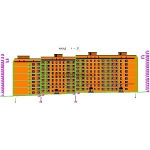 Управление девелоперским проектом при строительстве жилого 9-ти этажного дома в г. Электросталь