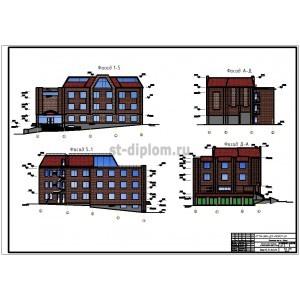 Управление объектом недвижимости на примере банковского офиса в г. Курске
