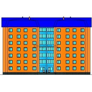 Управление проектом реконструкции 5-ти этажного дома в г. Балашиха