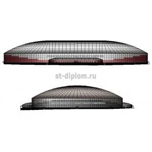 Стадион Владимирского государственного университета в г.Владимир