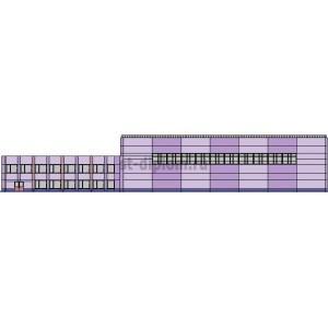 Реконструкция школы с пристройкой спортивного комплекса в г.Тольятти