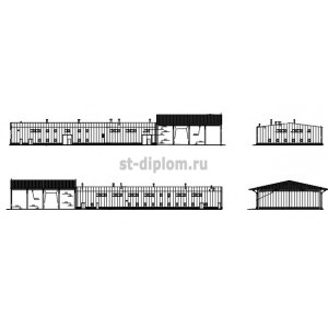 Производственно-складской корпус РММ в г.Улан-Удэ