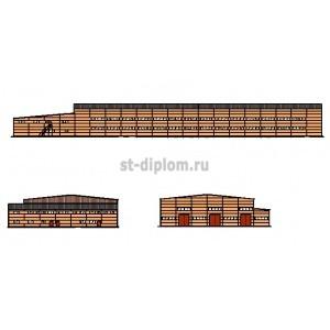 Цех для производства печей и каминов в г.Нелидово Тверской обл
