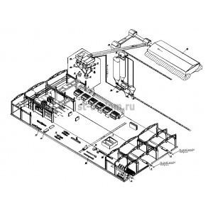 Завод по производству стеновых панелей для общественных зданий в г.Ярославль