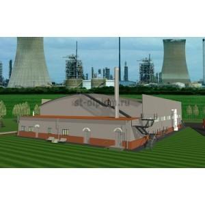 Склад катализаторов и фильтроэлементов нефтеперерабатывающего завода в г.Кириши