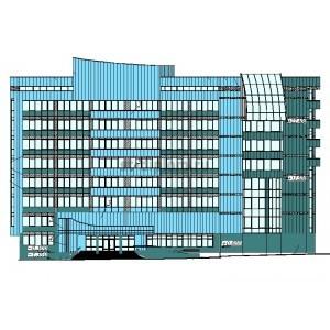 Здание управления федерального Казначейства в г.Краснодар