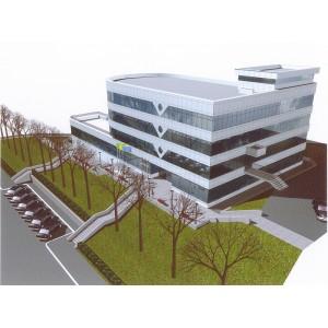4-этажное административное здание в г.Владивосток