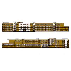 Общеобразовательная школа на 825 учащихся в г.Королёв