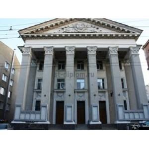 Реконструкция здания Саратовской филармонии им.Шнитке