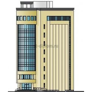 Административное здание в г.Краснодар