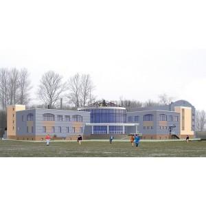 Детский оздоровительный комплекс на 96 мест в г.Ижевск Удмуртской республики