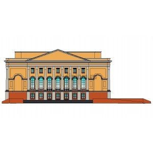 Театр эстрады в г.Якутск