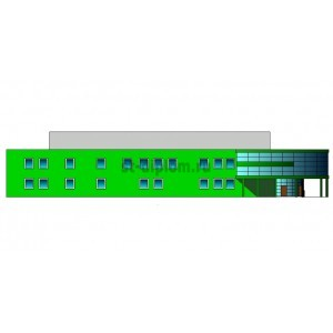 2-этажный спортивный комплекс в г.Канаш