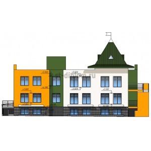 Детский сад на 70 мест в г.Кисловодск