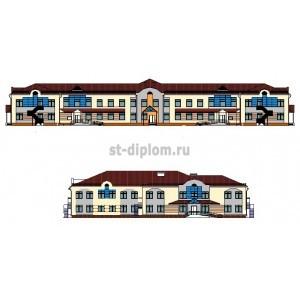 Детский сад на 240 детей в г.Челябинск